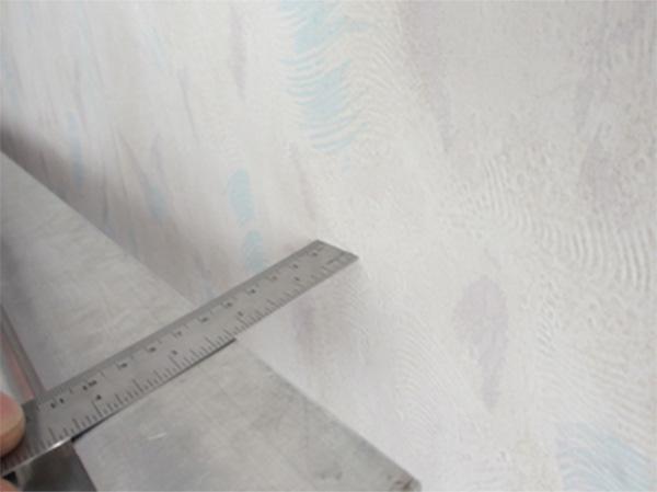 Отклонение поверхности стен от вертикали